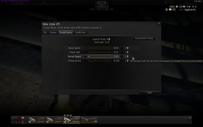 Skill Selection - Ground Service