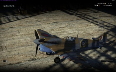 Spitfire Vb