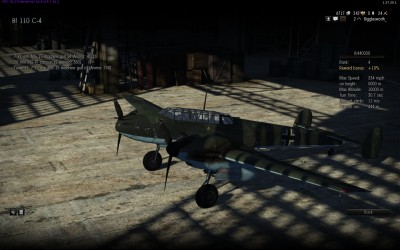 Bf-110